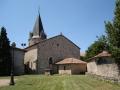 Derriere Eglise
