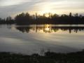 le grd étang de la Gourgousse - St-Saud