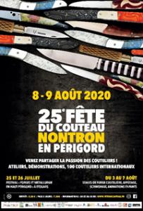 FETE DU COUTEAU 8-9 AOUT 2020