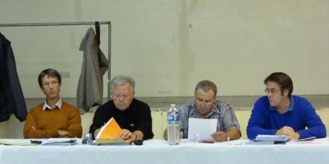 Conseil communautaire du 5 novembre 2014