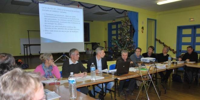 Conseil communautaire du 10 décembre 2014