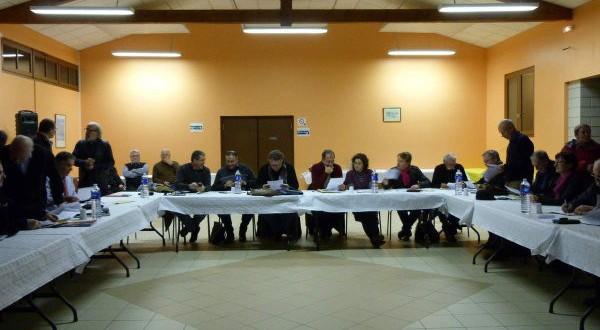 Conseil communautaire du 28 janvier 2015