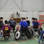 les jeunes sensibilise au handicape