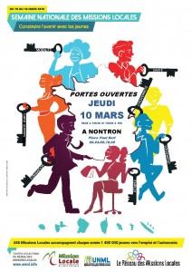 Affiche A4 - Nontron