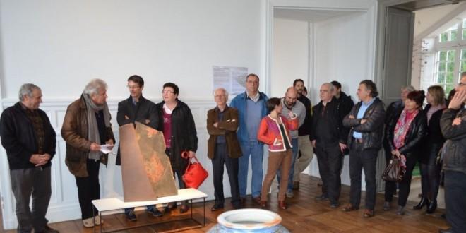 La 40e foire de potiers de Bussière-Badil présentée