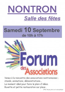 forum-association Nontron