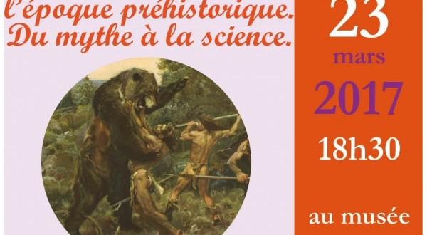 Conférence préhistoire «Hommes et ours» à Teyjat (24)
