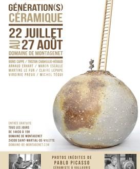 7è biennale GENERATION(S) CERAMIQUE