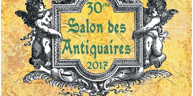 30 me salon des antiquaires 2017 communaut de communes for Salon antiquaires 2017