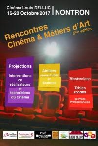 rencontres cinema et métiers d'Art