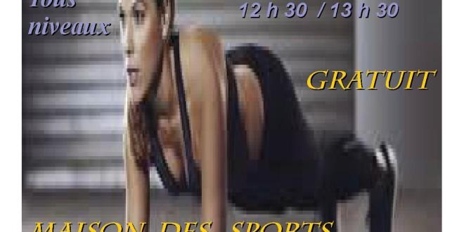 Activité sportive: le Fitness
