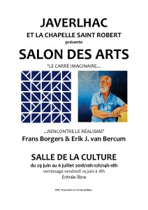 Affiche Salon des Arts