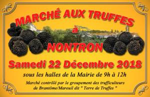 Marché aux truffes Décembre 2018 copie