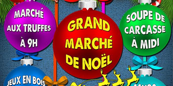 GRAND MARCHE DE NOEL