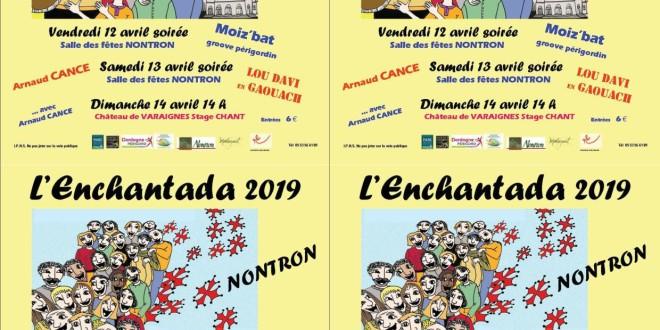 L ENCHANTADA 2019