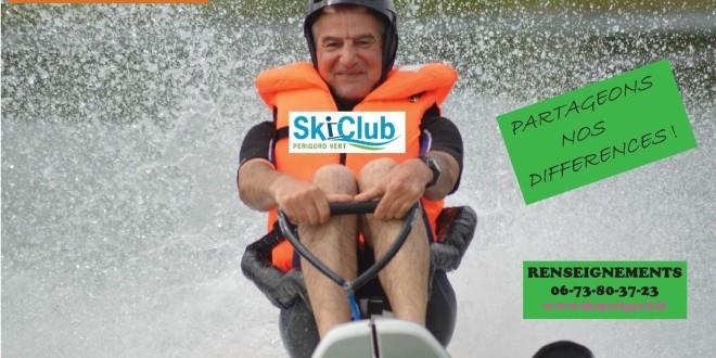 Journée handi ski