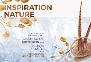 exposition-inspiration-nature-cuir-métiers-dart-nontron