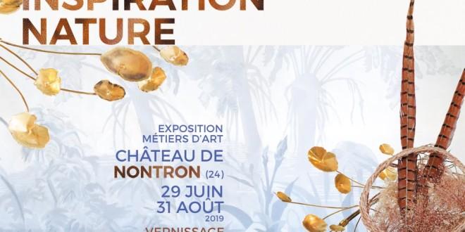 INSPIRATION NATURE exposition métiers d'art