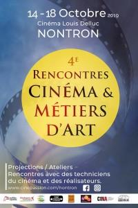 4ème Rencontres Cinéma et Métiers d'Art