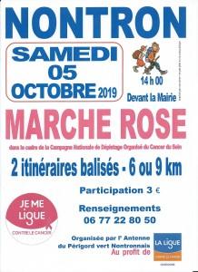 Marche Rose 2019