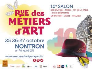 rue-metiers-art-salon-nontron-dordogne-2019