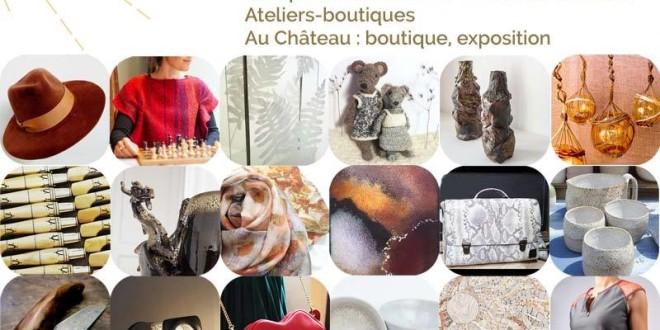 Salon Rue des Métiers d'Art remplacé par un Marché des métiers d'art  – Samedi 24 octobre 2020